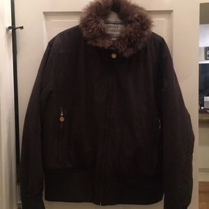 Equestrian Down Jacket